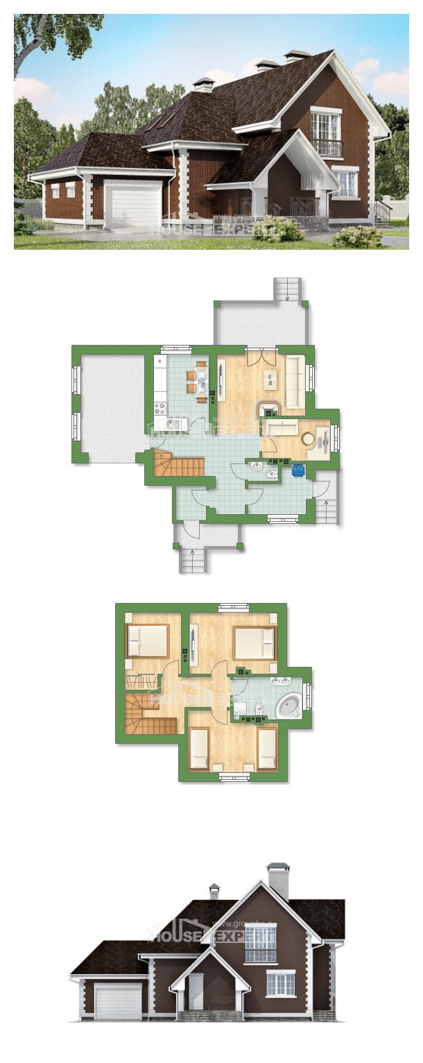 Проект дома 190-003-Л | House Expert